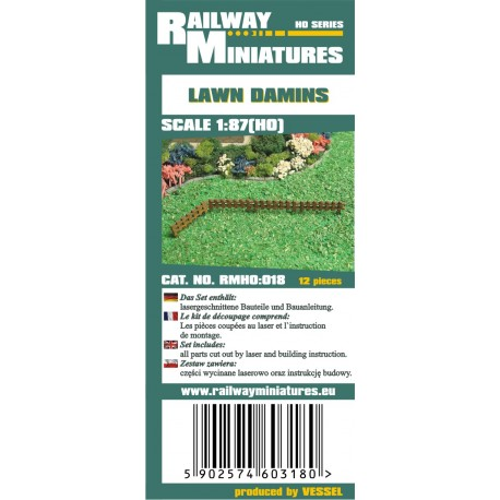 RMH0:018 Płotki trawnikowe