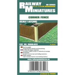 RMH0:022 Corner Fence