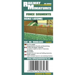 RMH0:023 Fence Segments