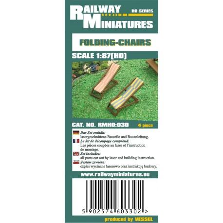 RMH0:030 Folding Chairs