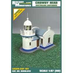 RMH0:042 Crowdy Head Lighthouse
