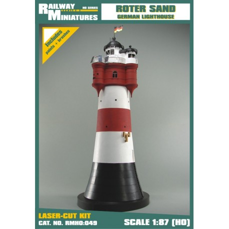 RMH0:049 Roter Sand Lighthouse