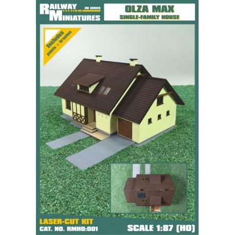 RMH0:001 Olza Max Single-Family House