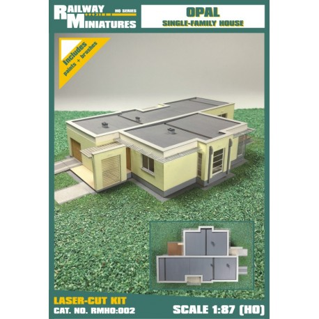 RMH0:002 Opal Single-Family House