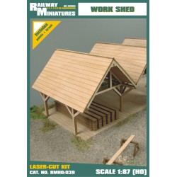 RMH0:039 Work Shed