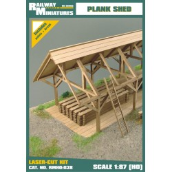 RMH0:038 Plank Shed