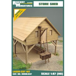 RMH0:037 Store Shed