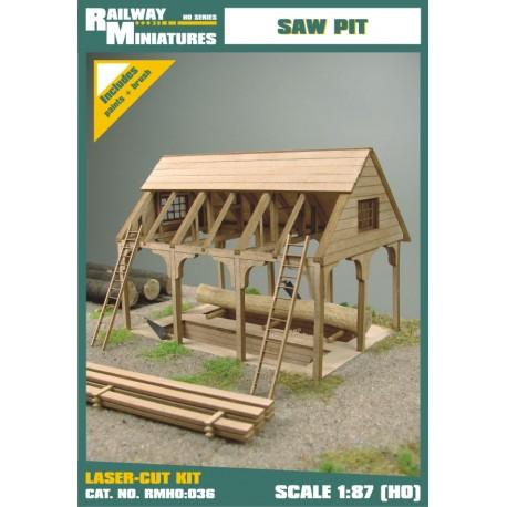 RMH0:036 Saw Pit