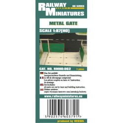 RMH0:062 Metal Gate