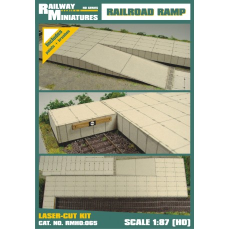 RMH0:065 Railroad Ramp