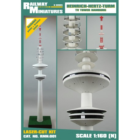 RMN:001 TV Tower Hamburg